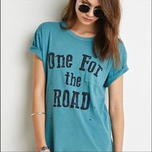 Sale! One for the road tee